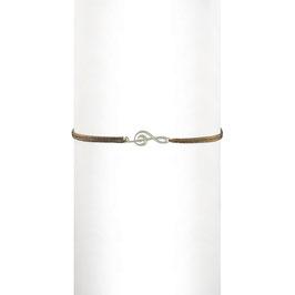 Bracelet cordon Solfège