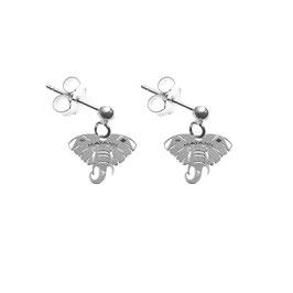 Boucles d'oreilles Éléphant (PM)