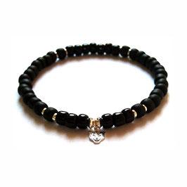 Bracelet Tigre - argent