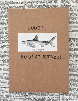 Dude!  You're Killer!  (78)
