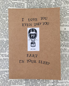 I love you even though you fart (83)