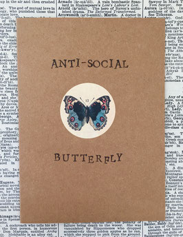 Anit-Social Butterfly