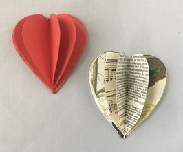 On Demand Tutorial:  How to Make a Heart-Shaped Book