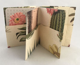 On Demand Tutorial:  How to Make an Accordion Book with Pockets