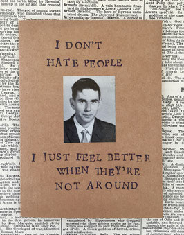 I don't hate people (85)