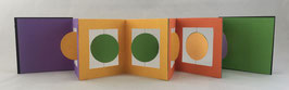 Artist Book:  Spinning Planets