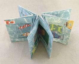 Artist Book:  Star Fish
