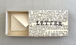 Pocket Definition:  Letter (White Envelope)