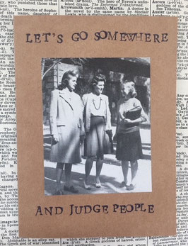 Let's go somewhere and judge people (99)