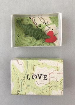 Pocket Definition:  Dino Love #1