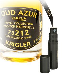 OUD AZUR 75212 campione 2ml
