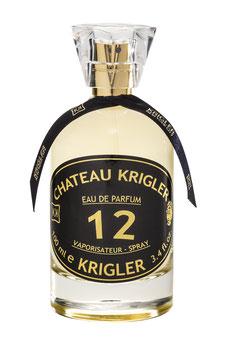 CHATEAU KRIGLER 12 eau de parfum