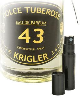 DOLCE TUBEROSE 43 échantillon 2ml