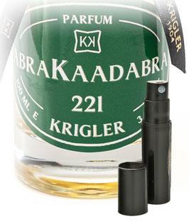 ABRAKAADABRA 221 échantillon 2ml