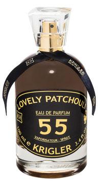 LOVELY PATCHOULI 55 CLASSIC eau de parfum