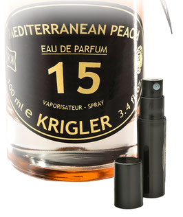 MEDITERRANEAN PEACH 15 échantillon 2ml