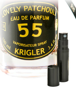 LOVELY PATCHOULI 55 CLASSIC échantillon 2ml