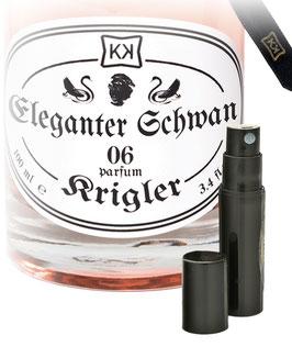 ELEGANTER SCHWAN 06 - Sonderausgabe - Probe 2-ml-flakon