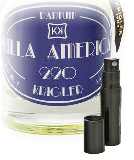VILLA AMERICA 220 sample 2ml