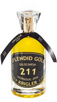 SPLENDID GOLD 211 eau de parfum
