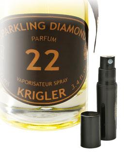 SPARKLING DIAMOND 22 Probe 2-ml-Flakon