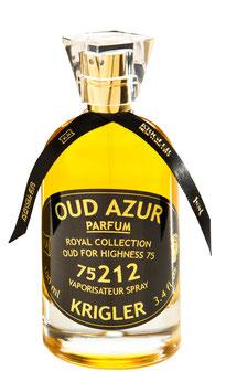 OUD AZUR 75212 parfum