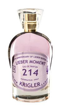 LIEBER MOMENT 214 eau de parfum