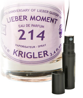 LIEBER MOMENT 214  Probe 2-ml-Flakon