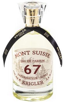 MONT SUISSE 67 eau de parfum