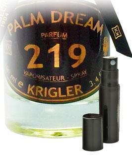 Palm Dream 219 échantillon 2ml