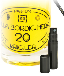 VILLA BORDIGHERA 20 - Sonderausgabe - Probe 2-ml-flakon