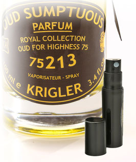OUD SUMPTUOUS 75213 sample 2ml