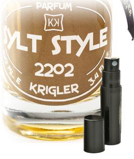 SYLT STYLE 2202 Probe 2-ml-Flakon
