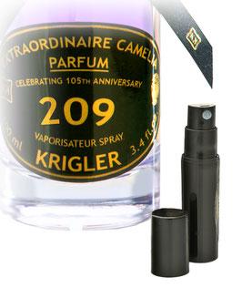 EXTRAORDINAIRE CAMELIA 209 campione 2ml