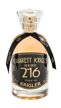 KABARETT KRIGLER 216 eau de parfum