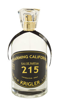 CHARMING CALIFORNIA 215 eau de parfum