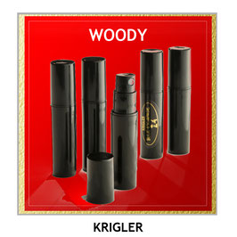 WOODY Discovery Set - 5 testers in 2ml size