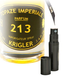 TOPAZE IMPERIALE 213 échantillon 2ml