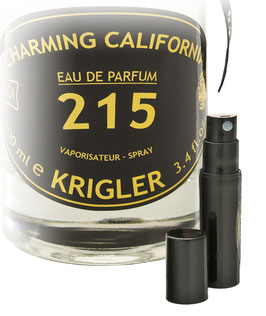 CHARMING CALIFORNIA 215 sample 2ml
