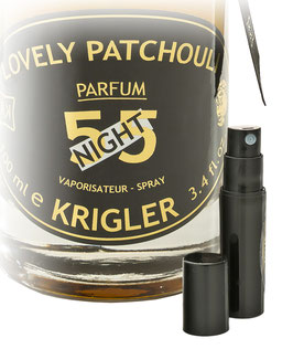 LOVELY PATCHOULI 55 Night échantillon 2ml