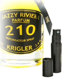JAZZY RIVIERA 210 Muestra 2ml