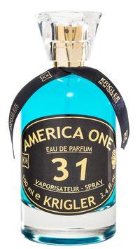 AMERICA ONE 31 eau de parfum