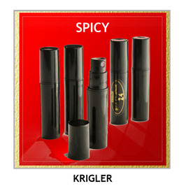 SPICY Discovery Set - 5 testers in 2ml size