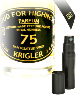 OUD FOR HIGHNESS 75 échantillon 2ml