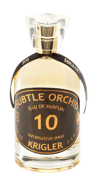 SUBTLE ORCHID 10 Fragancia