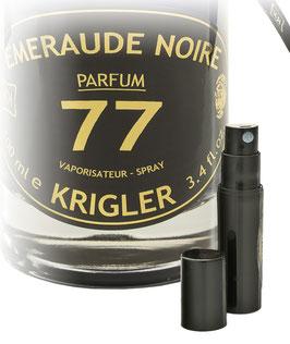 EMERAUDE NOIRE 77 campione 2ml