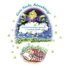 CD    Gute Nacht, Bärenkönig!