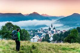 Zu Fuß durch die steirische Heimat