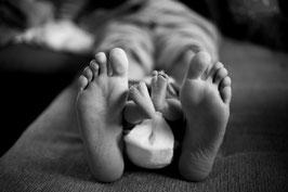 Newborn- und Familien-Shooting