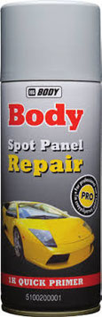 SPRAY  SPOT PANEL REPAIR NEGRO 400ml